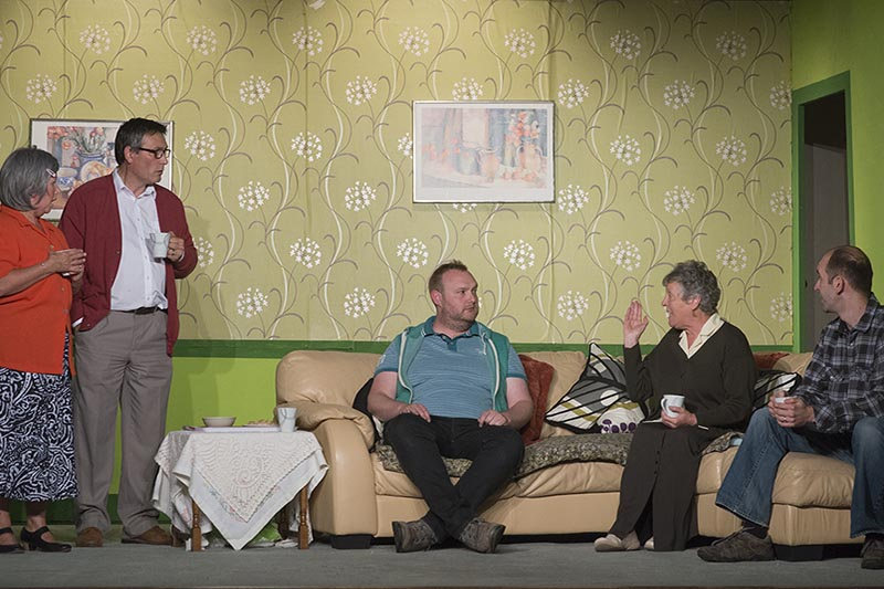 Sedgefield Players Production-Neighbourhood Watch